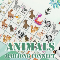Animals Mahjong Connects