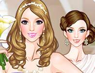 Bridesmaid Hair Salon