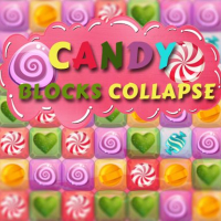 Candy Block Collapse