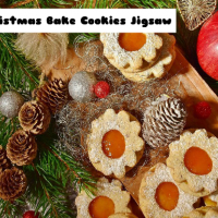 Christmas Bake Cookies Jigsaw