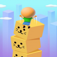 Cube Surfer! Scape The Block