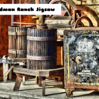 Deadman Ranch Jigsaw