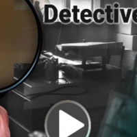 Detective Photo Difference Game