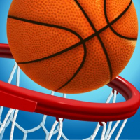 Dunk Shot-Basketball
