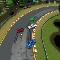 Fantastic Pixel Car  Racing GM Multiplayer