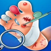 Foot Doctor - Podiatrist Games