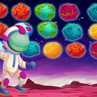 Planet Bubble Shooter