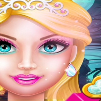 Princess Makeover Dress Up Game