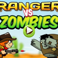 Ranger Vs Zombies | Mobile-friendly | Fullscreen
