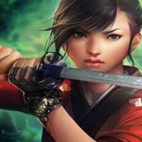 Samurai Girl Runner Game Adventure- Assassin Ninja