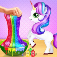 Unicorn Slime Maker