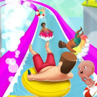 WaterPark Slide.io