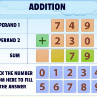Addition Practice