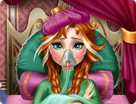 Anna Frozen Flu Doctor 2