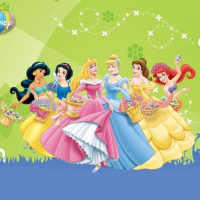 Disney Easter Jigsaw Puzzle