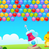 Happy Bubble Shooter