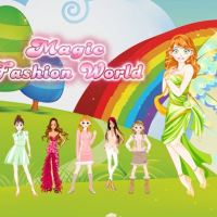 Magic Fashion World