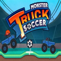 Monster Truck Soccer Climb