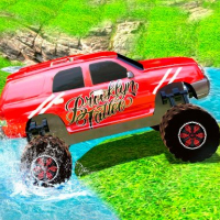 Offroad Grand Monster Truck Hill Drive