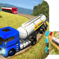 Oil Tanker Truck Game