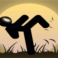 Stickman Fighter Training