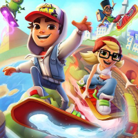 Subway Surfers Multiplayer