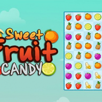 Sweet Candy Fruit