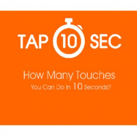 TAP 10 S : How Fast Can You Click?